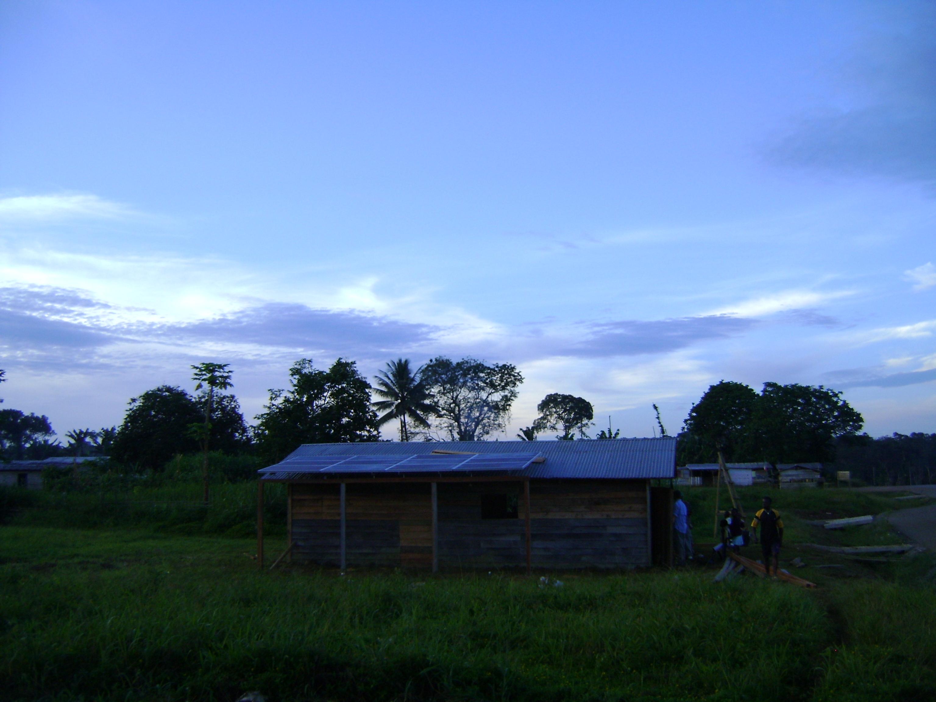 Sun sets on Africa Solar