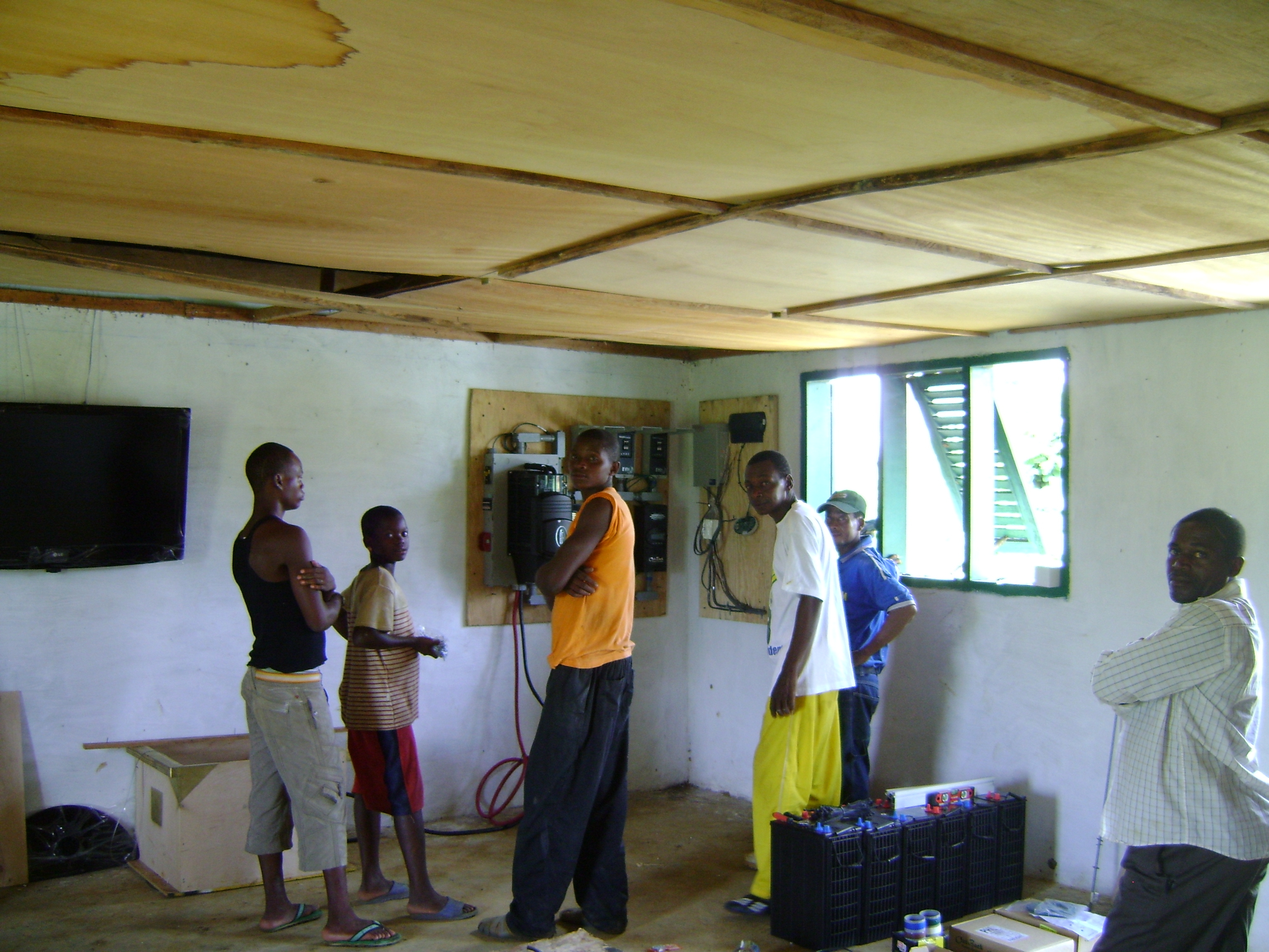 Off Grid solar comes to Africa