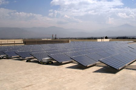 Commercial Solar Power Panel Systems 1