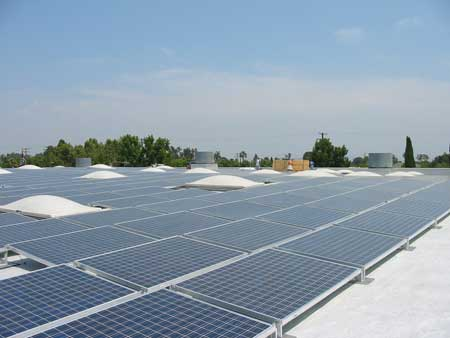 Commercial Solar Power Panel Systems 11