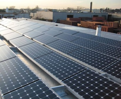 Commercial Solar Power Panel Systems 2