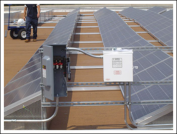 Commercial Solar Power Panel Systems 4