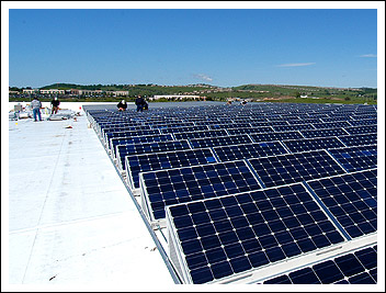 Commercial Solar Power Panel Systems 5