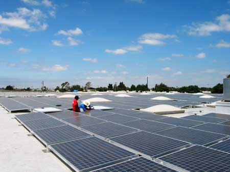 Commercial Solar Power Panel Systems10